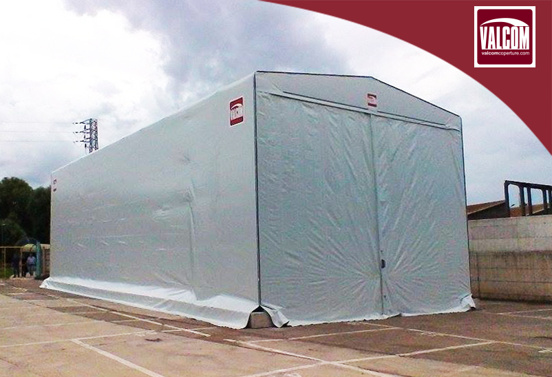 Un capannone mobile valcom come soluzione strategica for Come costruire un capannone moderno
