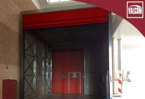 Copertura in PVC Valcom a Reggio Emilia