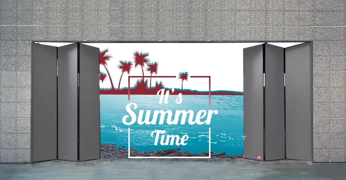IT'S SUMMER TIME: VALCOM COPERTURE VI AUGURA BUONE VACANZE!
