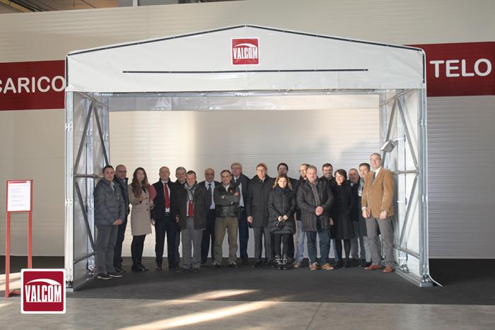 Re-Start! Valcom chiude il 2014 con il meeting della forza vendita. Tracciate le linee guida di Produzione e Marketing per il 2015