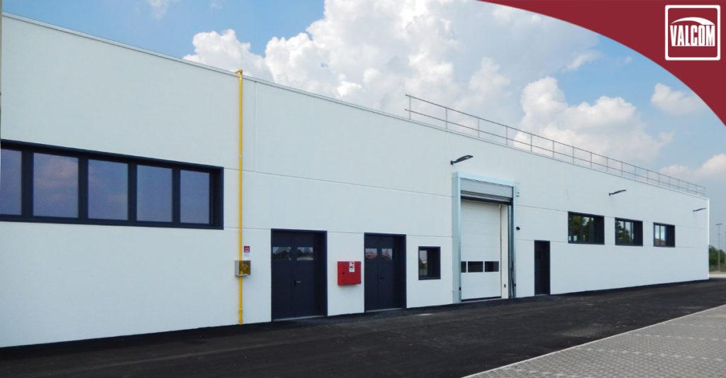 Concessionaria BMW porte ad impacchettamento rapido Cesena